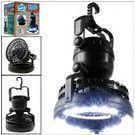 2-in-1 LED Light & Ceiling Fan