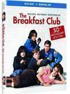 The Breakfast Club: 30th Anniversary BluRay Digital HD
