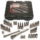Craftsman 42 piece 1/4 & 3/8in Drive & Torx Bit Wrench Set