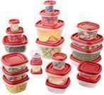 Rubbermaid Easy Find Lids Food Storage Container, 42-Pc Set