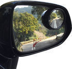 2'' Convex Stick-On Rear-View Blind Spot Mirrors 2-Pack