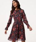 Hydrangea Bouquet Dress