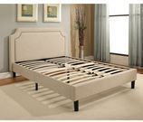 Abbyson Living Allegro Queen Platform Bed