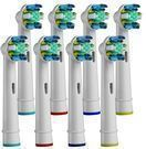 Toothbrush Replacement Head 8-Pack