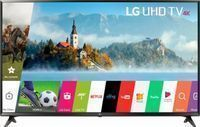 LG 43uj6300 43 4K Ultra HD Smart TV + $100 Gift Card