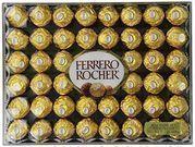 48 Count Ferrero Rocher Hazelnut Chocolates