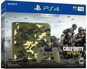 PlayStation 4 Slim 1TB Limited Ed. Call of Duty WWII Bundle