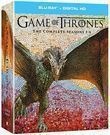 Game of Thrones: The Complete Seasons 1-6 (Blu-Ray/Digital)