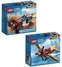 LEGO City Great Vehicles Bundle (170 Piece)