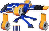 NERF Elite Rhino-Fire Motorized Double-Barrel Blaster