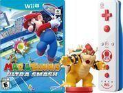 Mario Tennis + Toad Remote Plus Bundle (Wii U)