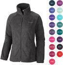 Columbia Women's Full Zip Fleece Jacket - 18 Colors