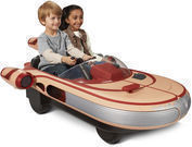 Star Wars Luke Skywalker's Landspeeder 12 Volt Ride On