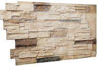 Ekena Millwork Urethane Dry Stack Stone Wall Panel