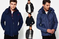 Mens Superdry Jackets Selection