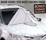 EcoNour All Season Car Windshield Snow/Sun Cover
