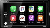 JVC 6.8 Bluetooth In-Dash CD/DVD/DM Receiver (KW-V830BT)