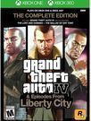 Grand Theft Auto IV: Complete Edition (Xbox 360/Xbox One)