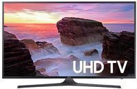 Samsung UN75MU6300FXZA 75-Inch 4K Ultra HD Smart TV + HDR