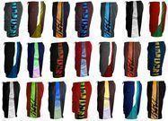 5-Pack Mystery Men's Moisture-Wicking Shorts