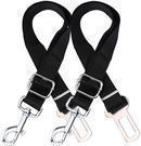 2 Pack Adjustable Dog Car Harness