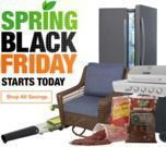 Home Depot - Spring Black Friday Sale