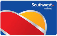$200 Southwest Gift Card for $180