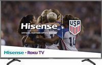 Hisense 50 LED Smart 4K Ultra HD TV w/ HDR Roku