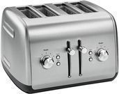 KitchenAid Stainless Steel RKMT4115SS 4-Slice Toaster