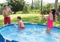 Intex 12' x 30 Above Ground Swimming Pool w/ Filter