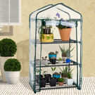 Pure Garden Mini Greenhouse with Cover