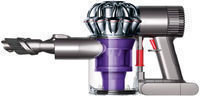 Dyson DC58 V6 Handheld Vacuum (Red/Purple) Refurbished