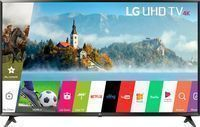 LG 49 Class 4K Smart LED TV (49UJ6300, Refurbished)