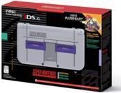 Nintendo 3DS XL SNES Classic Edition + AC Adapter Bundle
