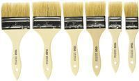 Linzer A 1506 Chip Brush Set (6 Piece)
