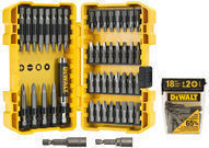 DeWalt 65-Piece Screwdriver Bit Set