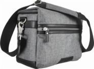 Platinum Metropolitan Messenger Bag