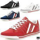 Alpine Swiss Stefan Men's Sneakers (5 Colors)