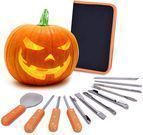 Vivreal Halloween Pumpkin Carving Kit