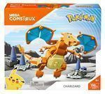 198-Piece Mega Construx Pokemon Charizard Set