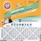 4-Pack Arm & Hammer Enhanced Allergen Air Filters