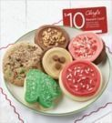 Holiday Cookie Sampler + $10 Gift Card