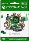 Microsoft Xbox Game Pass - 12 Month Digital Code