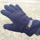 Polar Fleece Men's Gloves 3-Pack