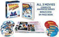 Back to the Future: The Complete Adventures Blu-Ray Set