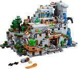 LEGO Minecraft The Mountain Cave Building Set