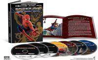 Spider-Man 3 Movie Blu-Ray Collection