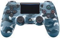 DualShock 4 Wireless Controller for PS4 - Blue Camo