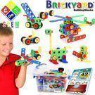 Stem Toys Building Blocks 163-Piece Set