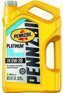 Pennzoil Platinum Full Synthetic w/ PurePlus Technology 5Qt